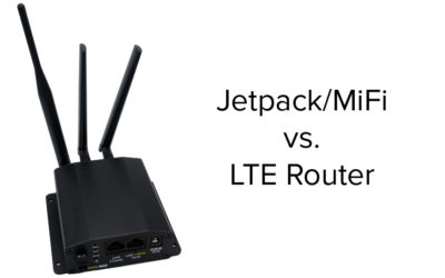 Jetpack/MiFi vs. LTE Router